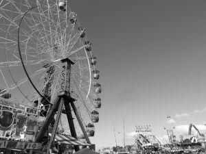 Ferris Wheel Sydney Royal Easter Show 2013